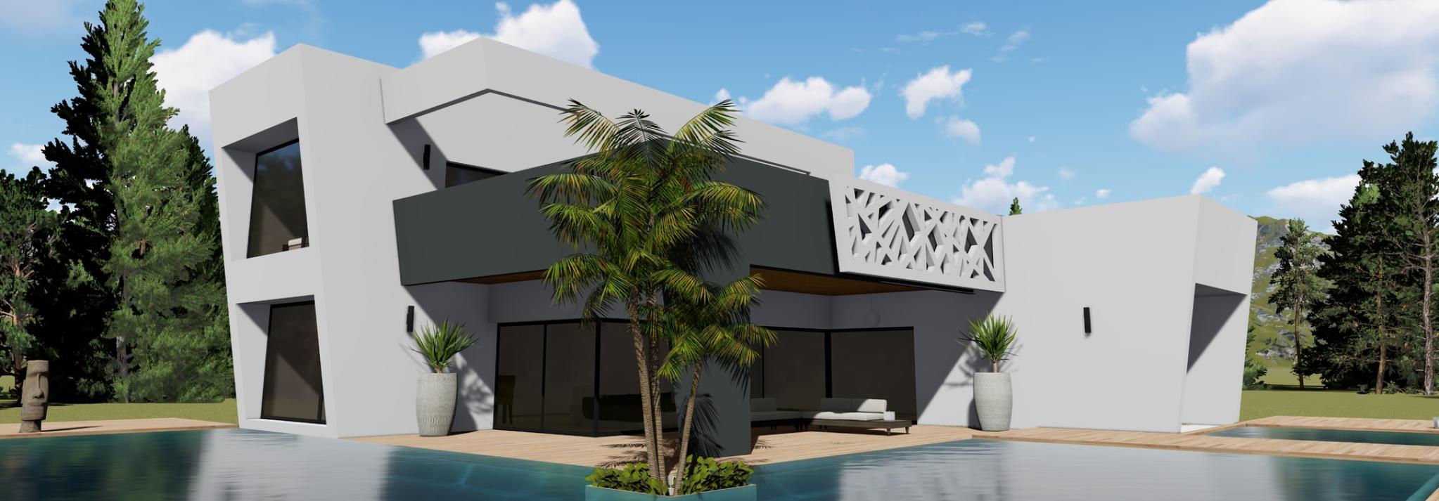 Modunova casas prefabricadas de hormig n en sevilla inicio - Casas prefabricadas en malaga ...