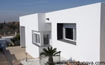 Casas prefabricadas de hormigón